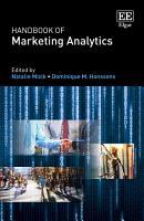 Handbook of Marketing Analytics PDF