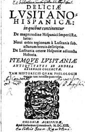 Deliciae Lusitano-Hispanicae