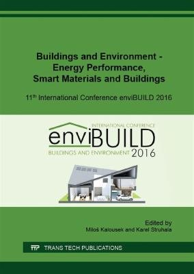 Buildings and Environment - Energy Performance, Smart Materials and Buildings