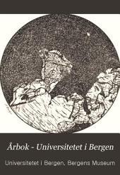 Årbok - Universitetet i Bergen