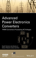 Advanced Power Electronics Converters