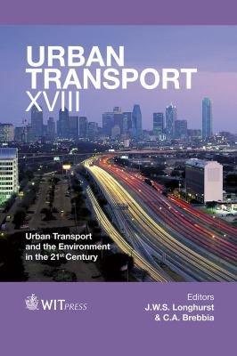 Urban Transport XVIII PDF