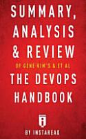 Summary  Analysis   Review of the Devops Handbook PDF