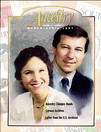Ancestry magazine PDF