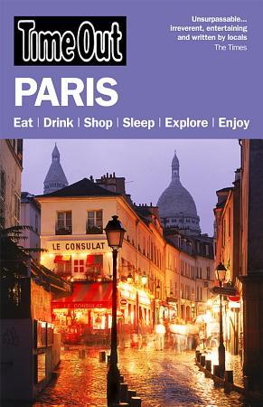 Time Out Paris 20th edition PDF