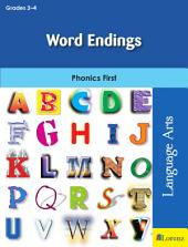 Word Endings: Phonics First