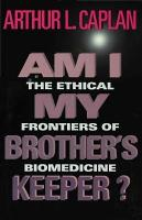 Am I My Brother s Keeper  PDF