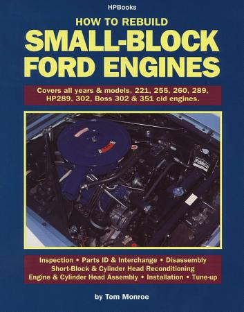 How to Rebuild Small Block Ford Engines PDF