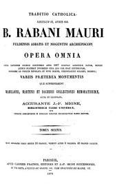 Patrologiae cursus completus ...: Series latina, Volume 112