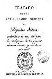 Tratado de las Antigüedades Romanas