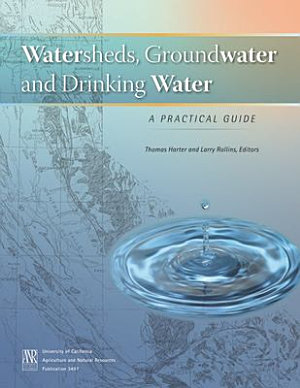 Watersheds  Groundwater and Drinking Water PDF