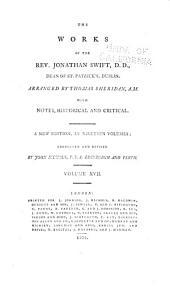History of John Bull. Essays. Poetry