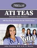 ATI TEAS Practice Tests Version 6 Book