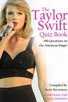 The Taylor Swift Quiz Book PDF