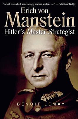 Erich von Manstein PDF