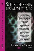 Schizophrenia Research Trends PDF