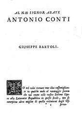 Il Filolipo del P. Lacermi accademico di Padova..