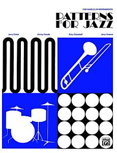Patterns for Jazz    A Theory Text for Jazz Composition and Improvisation Book