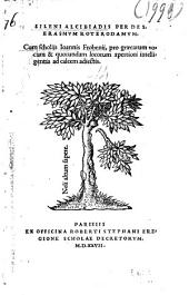 Sileni Alcibiadis