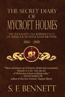 The Secret Diary of Mycroft Holmes PDF
