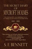 The Secret Diary of Mycroft Holmes