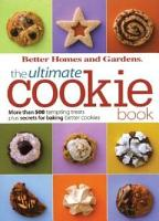 The Ultimate Cookie Book PDF
