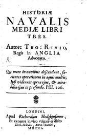 Historiae navalis mediae libri III