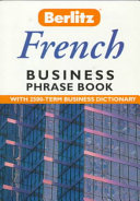 Business French Phrase Book