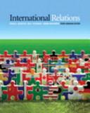 International Relations  Third Canadian Edition PDF