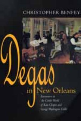 Degas in New Orleans PDF