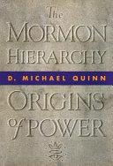 The Mormon Hierarchy PDF