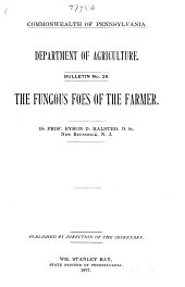 The fungous foes of the farmer