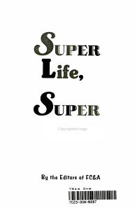Super Life  Super Health PDF
