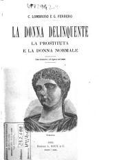La donna delinquente: la prostituta e la donna normale