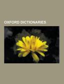 Oxford Dictionaries PDF