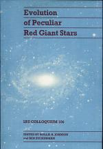 Evolution of Peculiar Red Giant Stars