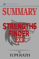 Summary of StrengthsFinder 2 0 by Tom Rath