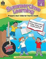 Summertime Learning Grade 4
