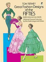 Great Fashion Designs of the Fifties PDF