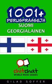 1001+ perusfraaseja suomi - georgialainen