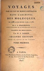 Voyages par le Cap de Bonne-Espérance dans l'archipel des Molucques, de 1768 à 1771 et de 1774 à 1778