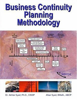 Business Continuity Planning Methodology