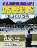 MULTICULTURAL ASPECTS OF HUMAN BEHAVIOR PDF