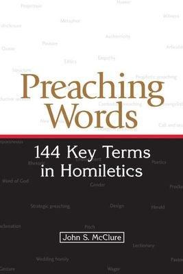 Preaching Words PDF