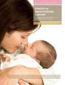 Spanish for Breastfeeding Support PDF