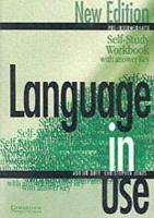 Language in Use Pre Intermediate Self study Workbook answer Key PDF