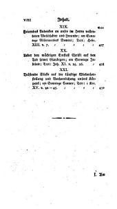 Predigten im Jahr ... bey dem Churfürstl. Sächsischen Evangelischen Hofgottesdienste zu Dresden gehalten: 1810,1