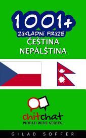 1001+ Základní Fráze Čeština - Nepálština