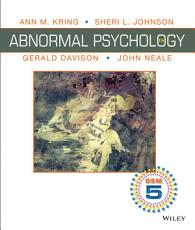 Abnormal Psychology  12th Edition DSM 5 Update PDF
