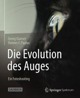 Die Evolution des Auges   Ein Fotoshooting PDF